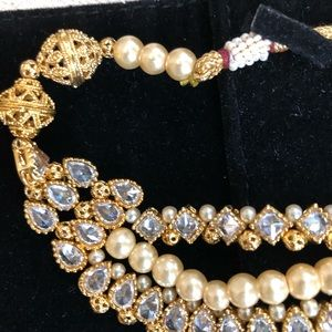 Jewelry - 18K Gold plated beautiful necklace. Custom made.